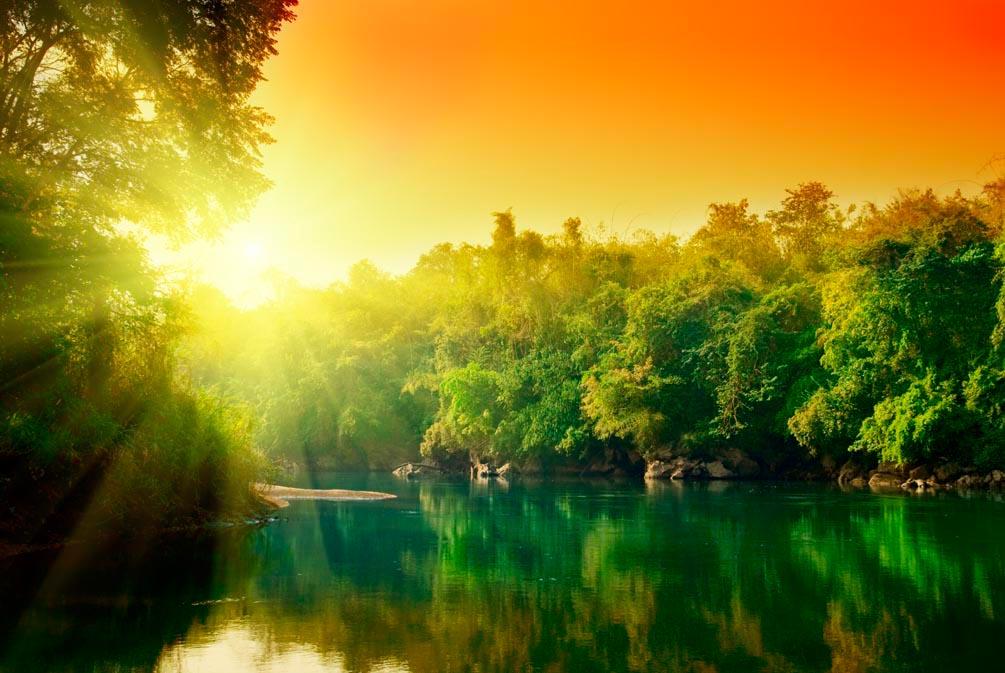 Красивые картинки рассветов