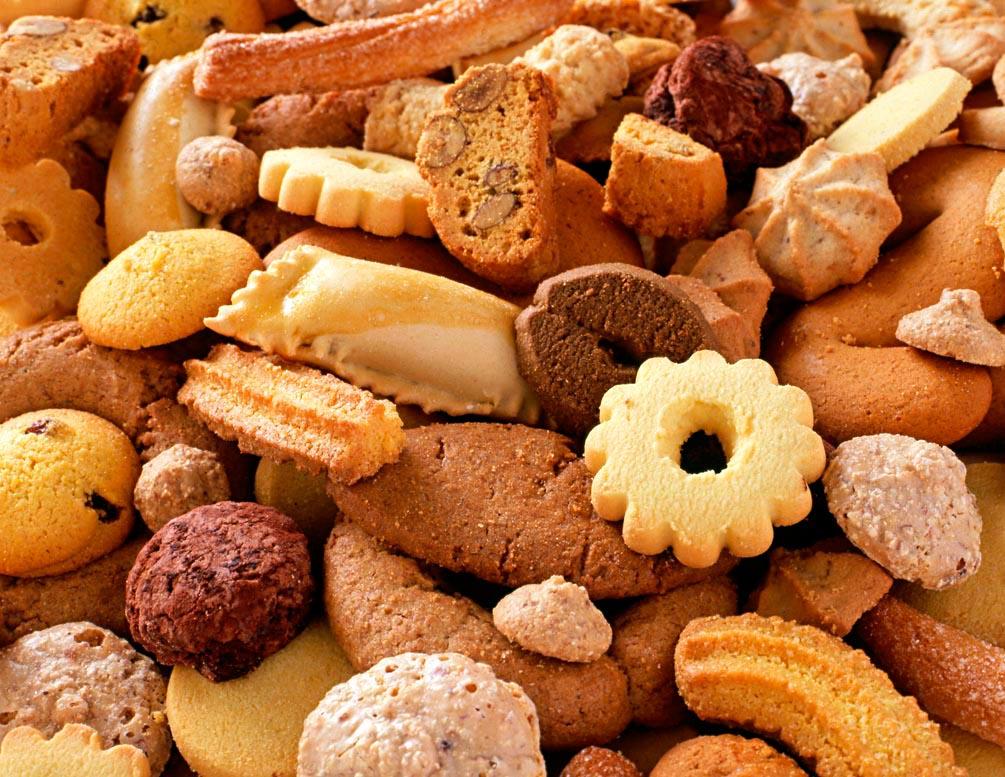 Фотообои Печенье