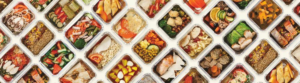 Фотообои еда в судочках