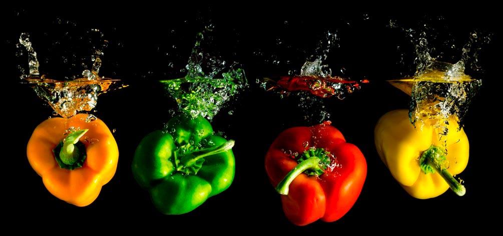 Фотообои Болгарский перец
