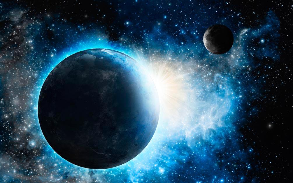 Фотообои Планета Нептун