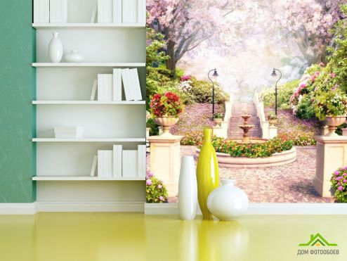 обои Фрески Фотообои Дворец
