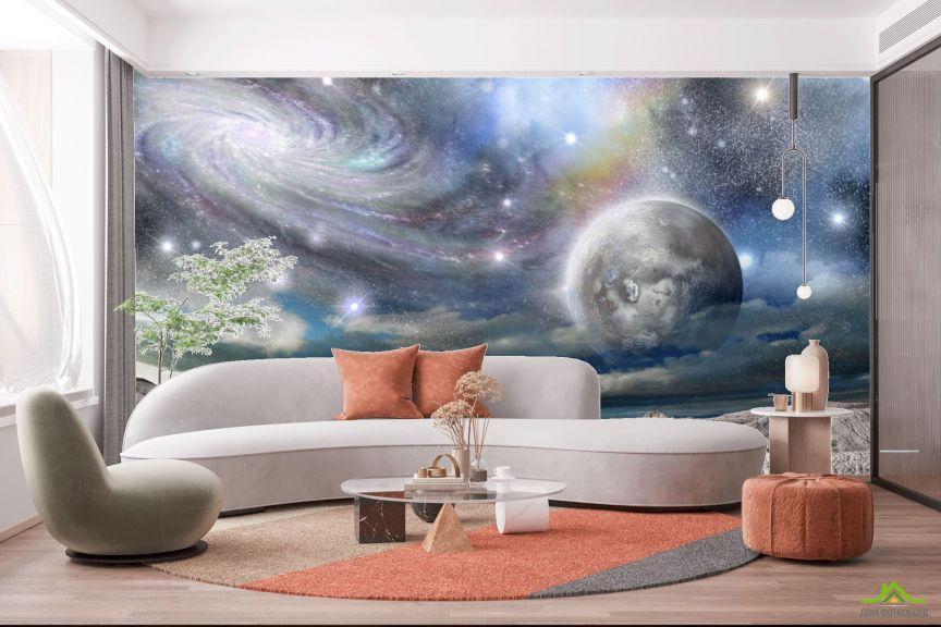 Фотообои Космос вблизи