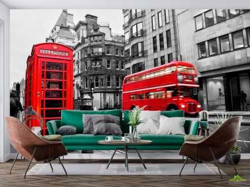 Каталог фотообоев Фотообои Лондон