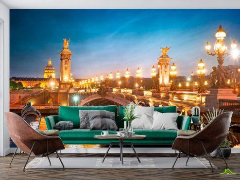 Париж Фотообои Мост в Париже