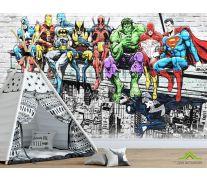 Фотообои Супергерои