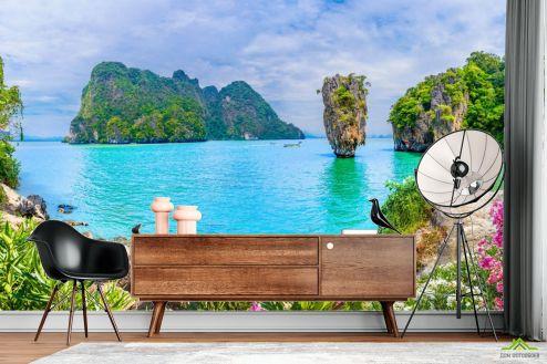 Природа Фотообои Природа Тайланда