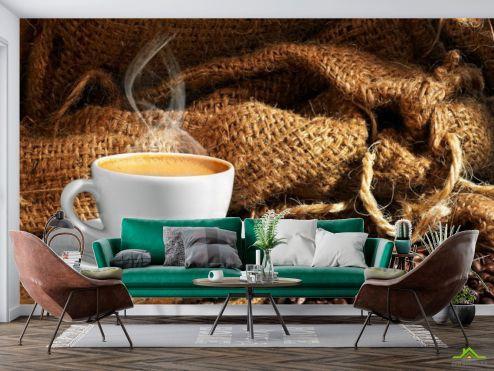 Еда и напитки Фотообои Кофе купить