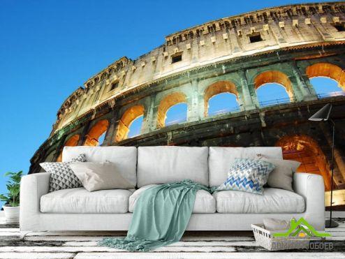 Рим Фотообои Колизей