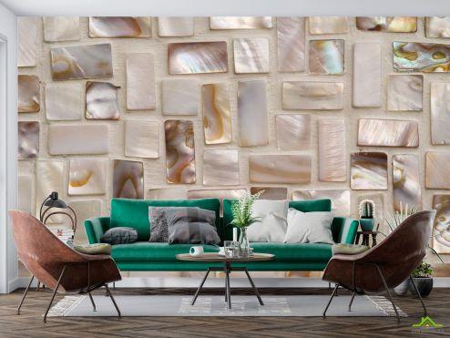Каменная стена Фотообои Мрамор