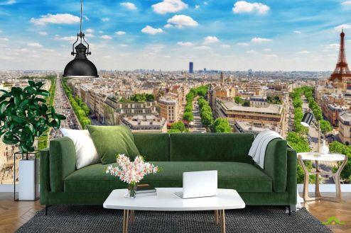 Париж Фотообои улицы Парижа