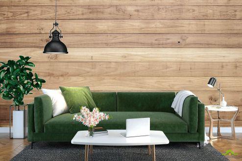 лофт Фотообои Деревянная стенка