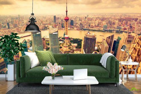 Гонконг Фотообои Гонконг с высоты