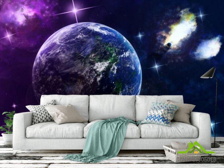 Фотообои Планета Земля