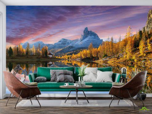 Фотообои Природа по выгодной цене Фотообои Осенний пейзаж