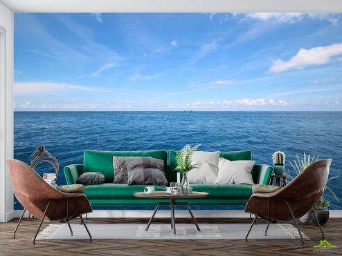 Фотообои Море по выгодной цене Фотообои Море, небо и горизонт