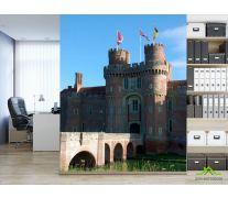 Фотообои Замок в Америке
