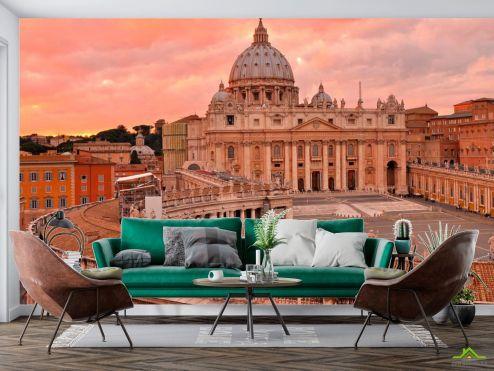 Каталог фотообоев Фотообои Ватикан