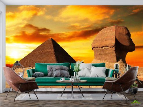 Каталог фотообоев Фотообои Египетские пирамиды