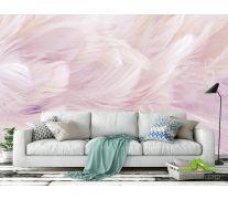 Фотообои Розовые перья