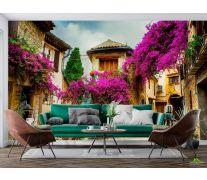 Фотообои Уютный дворик