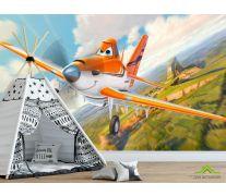 Фотообои Самолет задорный