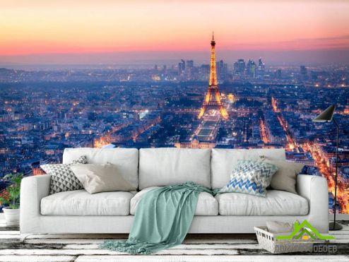 Париж Фотообои Париж