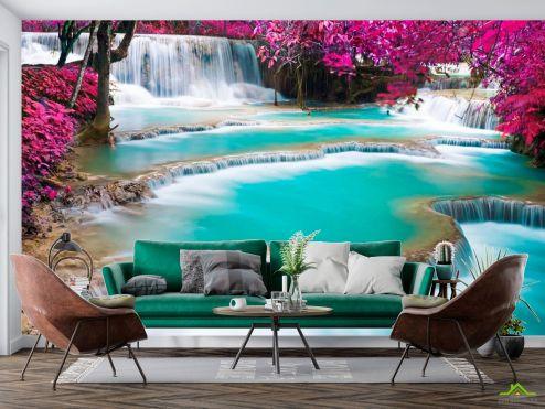 Природа Фотообои Водопад купить