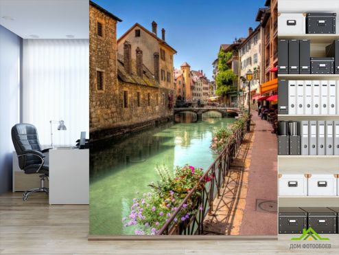 обои Старый город Фотообои Венеция