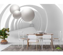 Фотообои в кухню Тоннель