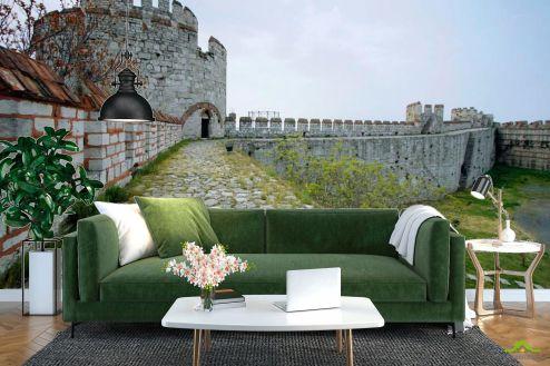 Каталог фотообоев Фотообои Заброшенный замок