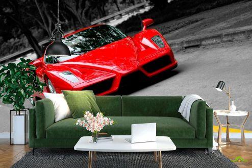 Каталог фотообоев Фотообои FerrariEnzo