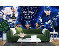 Фотообои Хоккей Торонто