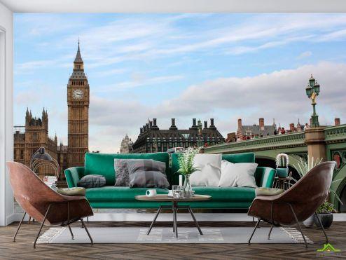 Лондон Фотообои Мост в лондоне