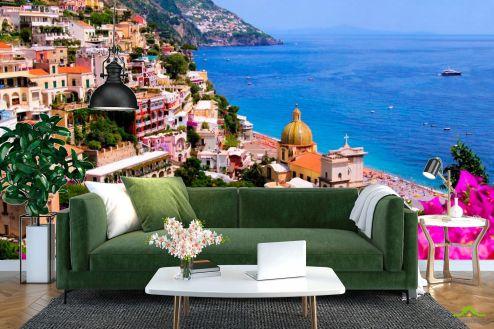 Италия Фотообои Италия, побережье