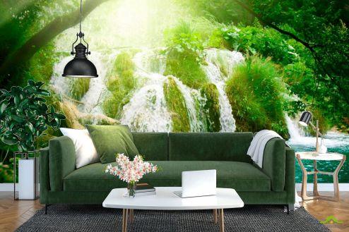 Водопад Фотообои Говорят ручьи купить