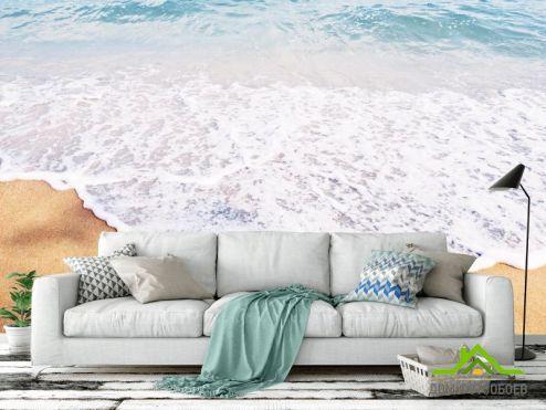 обои Море Фотообои Морской прибой