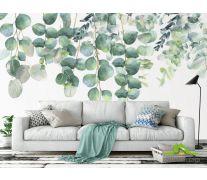Фотообои Эвкалиптовые листья