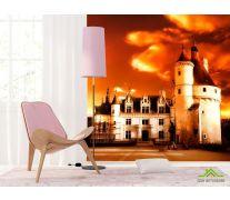 Фотообои Реставрация замка