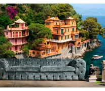 Фотообои Лигурийское побережье Италии