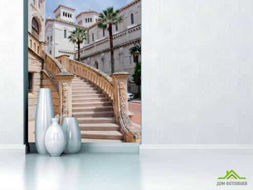 обои Дворцы и соборы Фотообои Лестница