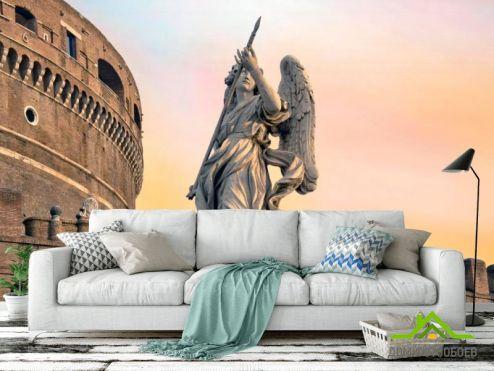 Рим Фотообои Ангел