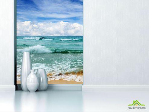 Фотообои Море по выгодной цене Фотообои Море и волны