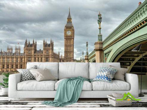 Лондон Фотообои Биг-Бен в Лондоне
