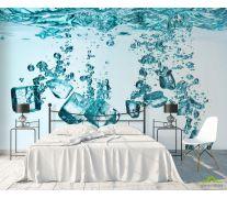 Фотообои Лёд, вода