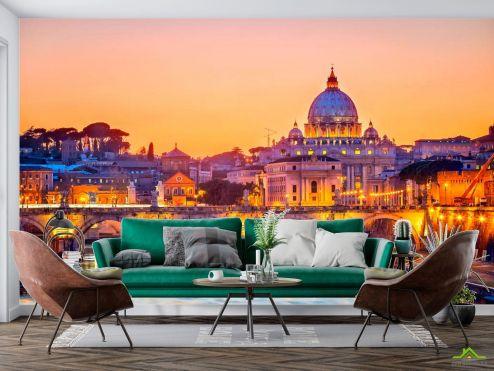 Архитектура Фотообои Ватикан, Рим