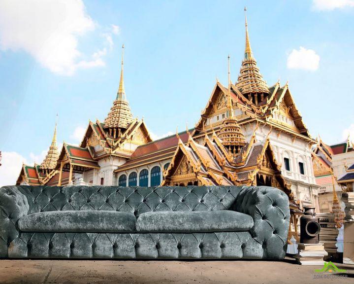 Фотообои Замок восточного стиля