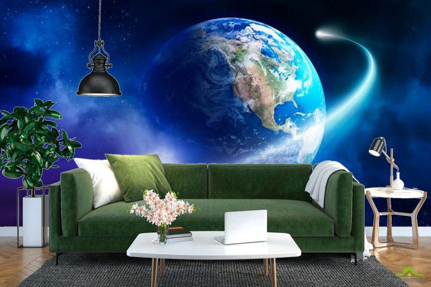 Фотообои Космос, Земля