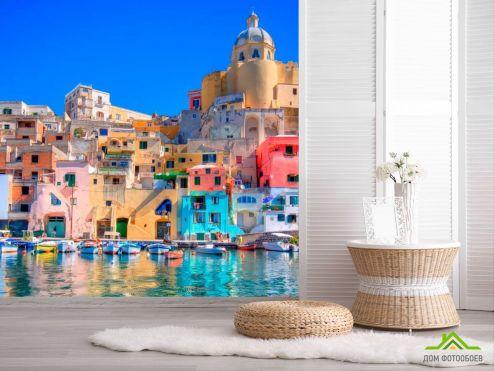 обои Старый город Фотообои Неаполь, Италия