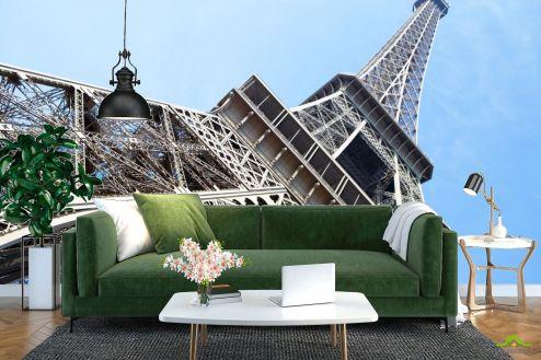 Париж Фотообои внизу Эйфелевой башни